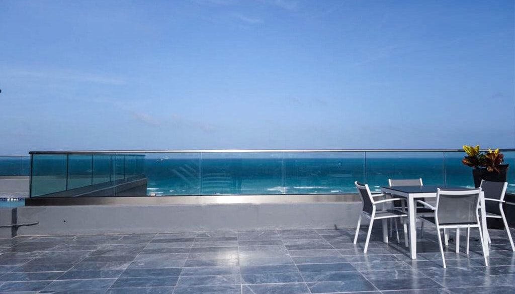 glass railing miami 4