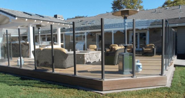 AWS Aluminum Glass Windscreen-min