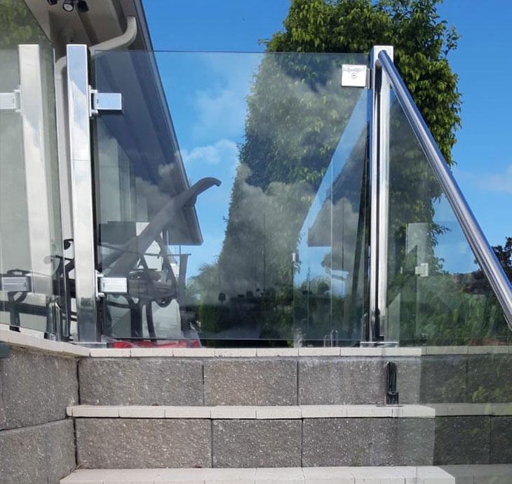 , Glass Gates