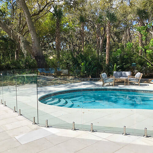 Glass Pool Fences Glass Railings Aquaview Fencing
