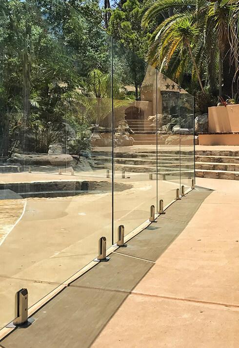 Glass Pool Fences Glass Railings Aquaview Fencing