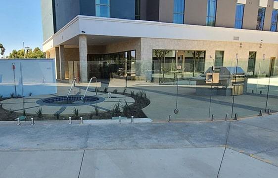 Staybridge-glass-fence