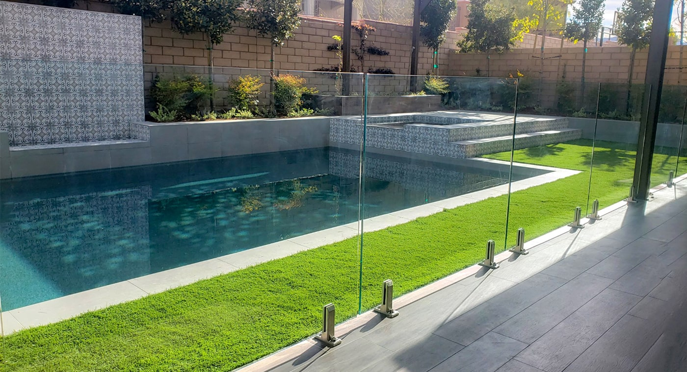 , Glass Pool Fence San Antonio, TX