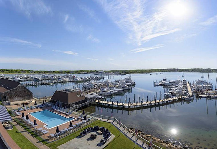 , Project Spotlight: Gurney's Star Island Yacht Club
